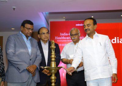 India China Summit Telangana 2019