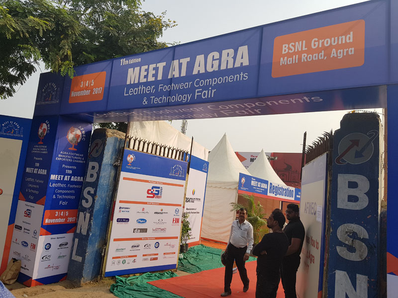Exhibition Meet Agra 2017