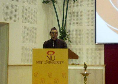 NIIT University Annual Function 2012